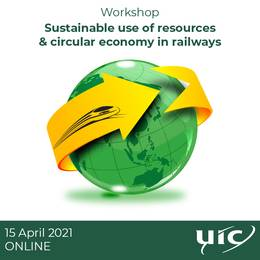 2021-04-15 19:00:00: Workshop on sustainable use of resources, reuse and circular economy in (...)